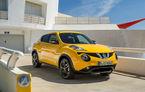 Noua generație Nissan Juke, așteptată în vara lui 2019: viitorul model va avea motoare noi și o versiune hibridă