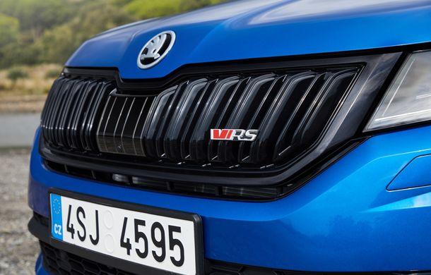 SUV-ul de performanță Skoda Kodiaq RS are prețuri pentru România: start de la 43.700 de euro - Poza 45