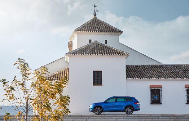 SUV-ul de performanță Skoda Kodiaq RS are prețuri pentru România: start de la 43.700 de euro - Poza 37
