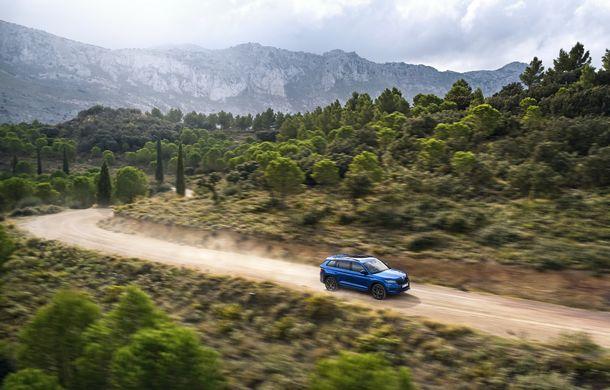 SUV-ul de performanță Skoda Kodiaq RS are prețuri pentru România: start de la 43.700 de euro - Poza 41