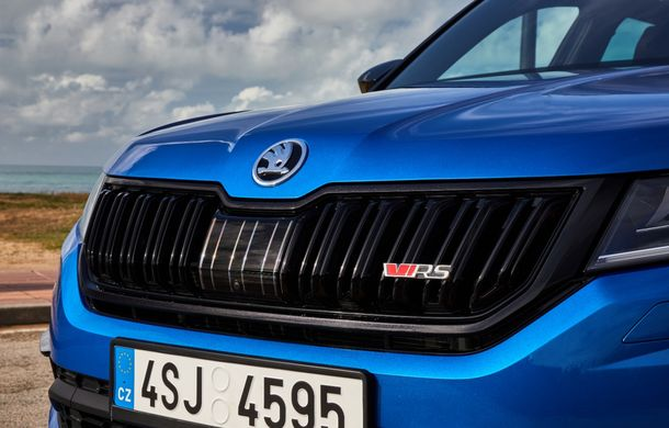 SUV-ul de performanță Skoda Kodiaq RS are prețuri pentru România: start de la 43.700 de euro - Poza 46