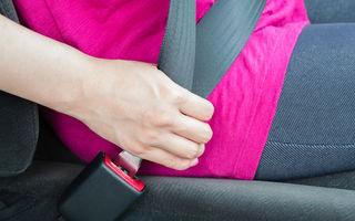 Ford lucrează la o funcție aproape inutilă: americanii au patentat centura de siguranță încălzită