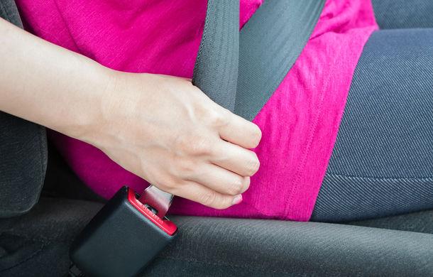Ford lucrează la o funcție aproape inutilă: americanii au patentat centura de siguranță încălzită - Poza 1