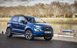 Ford, record de vânzări în Europa pe segmentul SUV-urilor: peste 259.000 de unități în 2018, creștere de 21% față de 2017