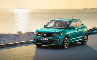 """Volkswagen vrea ca T-Cross să devină prima opțiune pentru clienții tineri care caută un crossover: """"Este ideal pentru stilul de viață din oraș"""""""