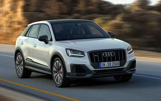 Informații noi despre SUV-ul de performanță Audi SQ2: motor de 300 CP și 0-100 km/h în doar 4.8 secunde