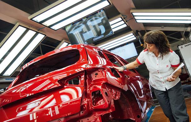 10 milioane de mașini asamblate în cadrul fabricii Seat din Martorell: borna a fost atinsă după 25 de ani de activitate - Poza 2