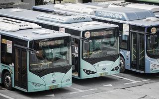 Cea mai mare flotă de autobuze electrice din lume: 16.000 de unități asigură transportul local în orașul Shenzhen din China