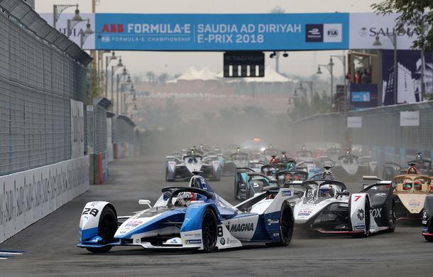"""BMW a câștigat cursa de debut a sezonului în Formula E la prima participare în competiție: """"Este pur și simplu incredibil!"""" - Poza 4"""