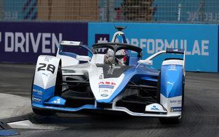 """BMW a câștigat cursa de debut a sezonului în Formula E la prima participare în competiție: """"Este pur și simplu incredibil!"""""""