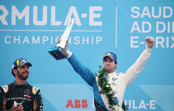 """BMW a câștigat cursa de debut a sezonului în Formula E la prima participare în competiție: """"Este pur și simplu incredibil!"""" - Poza 7"""