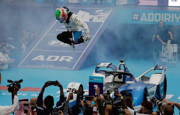 """BMW a câștigat cursa de debut a sezonului în Formula E la prima participare în competiție: """"Este pur și simplu incredibil!"""" - Poza 6"""