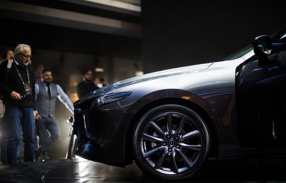 Prim contact cu noua generație Mazda 3: cinci lucruri pe care trebuie să le știi despre modelul nipon de clasă compactă - Poza 1