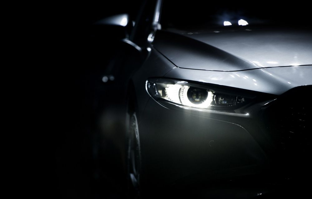 Prim contact cu noua generație Mazda 3: cinci lucruri pe care trebuie să le știi despre modelul nipon de clasă compactă - Poza 31
