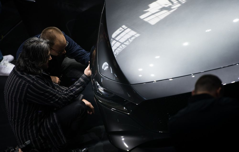 Prim contact cu noua generație Mazda 3: cinci lucruri pe care trebuie să le știi despre modelul nipon de clasă compactă - Poza 20