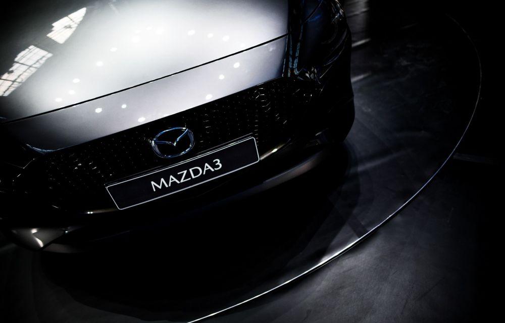 Prim contact cu noua generație Mazda 3: cinci lucruri pe care trebuie să le știi despre modelul nipon de clasă compactă - Poza 21
