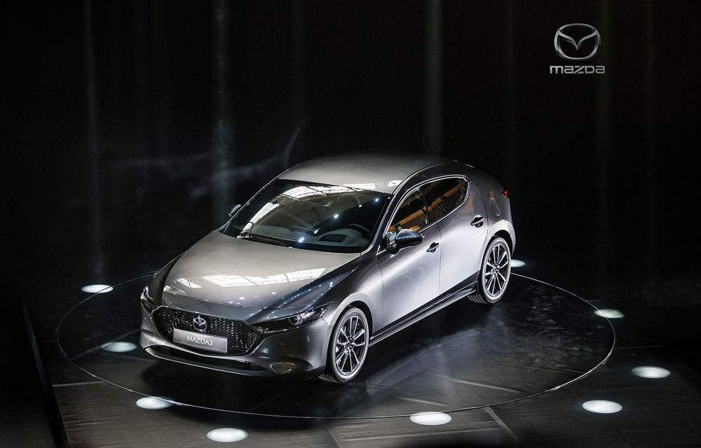 Prim contact cu noua generație Mazda 3: cinci lucruri pe care trebuie să le știi despre modelul nipon de clasă compactă - Poza 3