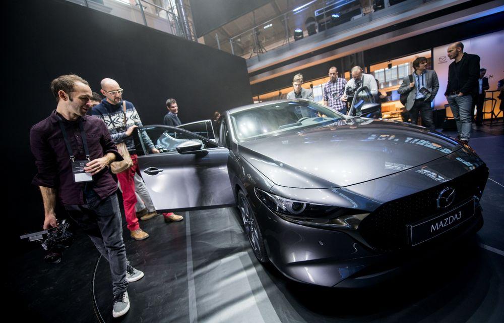 Prim contact cu noua generație Mazda 3: cinci lucruri pe care trebuie să le știi despre modelul nipon de clasă compactă - Poza 9