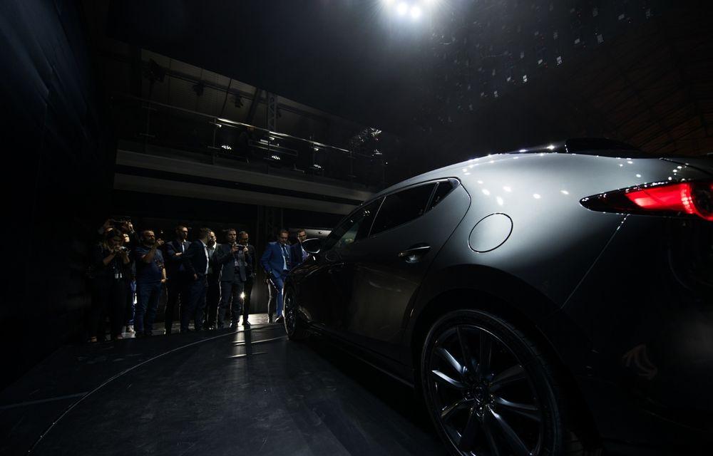 Prim contact cu noua generație Mazda 3: cinci lucruri pe care trebuie să le știi despre modelul nipon de clasă compactă - Poza 33