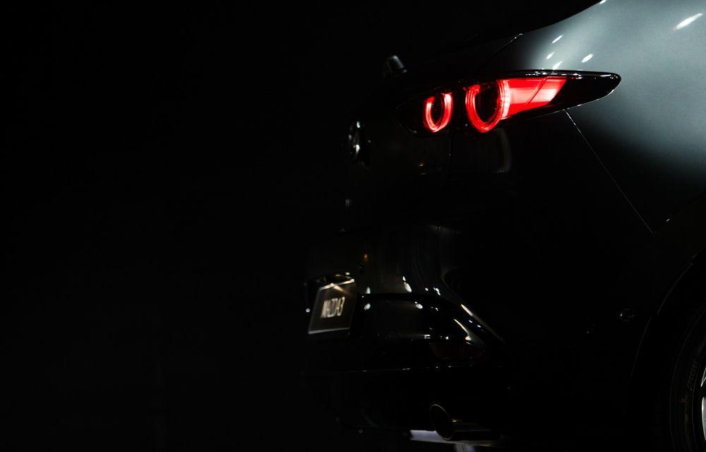 Prim contact cu noua generație Mazda 3: cinci lucruri pe care trebuie să le știi despre modelul nipon de clasă compactă - Poza 25