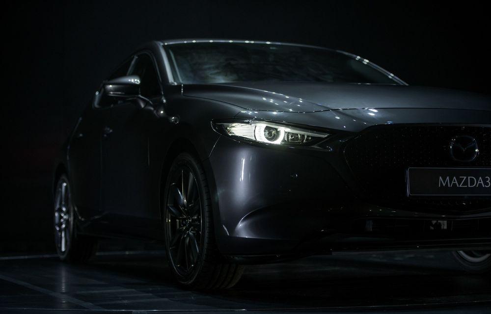 Prim contact cu noua generație Mazda 3: cinci lucruri pe care trebuie să le știi despre modelul nipon de clasă compactă - Poza 24