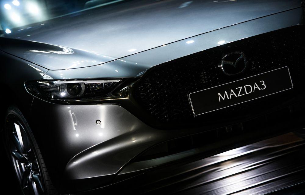 Prim contact cu noua generație Mazda 3: cinci lucruri pe care trebuie să le știi despre modelul nipon de clasă compactă - Poza 19
