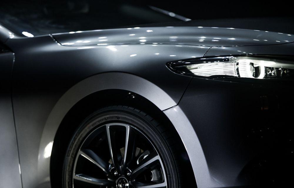 Prim contact cu noua generație Mazda 3: cinci lucruri pe care trebuie să le știi despre modelul nipon de clasă compactă - Poza 28