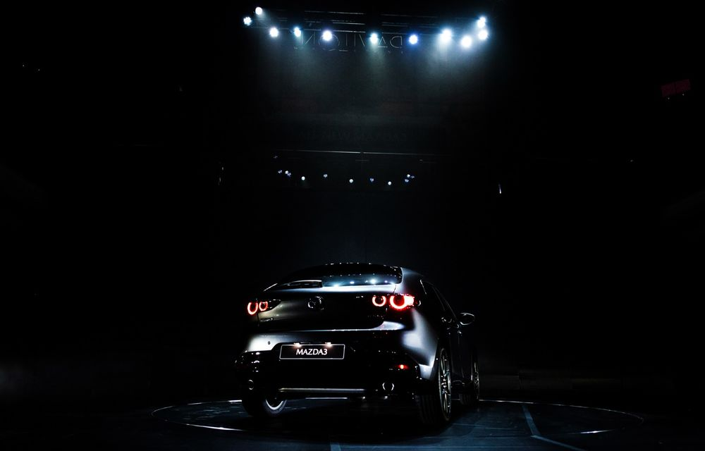 Prim contact cu noua generație Mazda 3: cinci lucruri pe care trebuie să le știi despre modelul nipon de clasă compactă - Poza 7