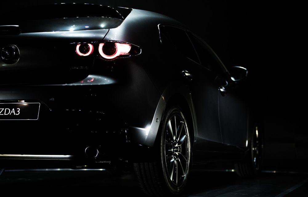 Prim contact cu noua generație Mazda 3: cinci lucruri pe care trebuie să le știi despre modelul nipon de clasă compactă - Poza 26