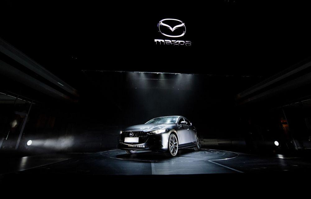 Prim contact cu noua generație Mazda 3: cinci lucruri pe care trebuie să le știi despre modelul nipon de clasă compactă - Poza 2