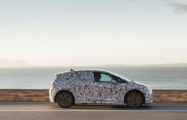 Primele imagini cu versiunea de serie a hatchback-ului Volkswagen ID: prezentarea modelului electric este programată în 2019 - Poza 6