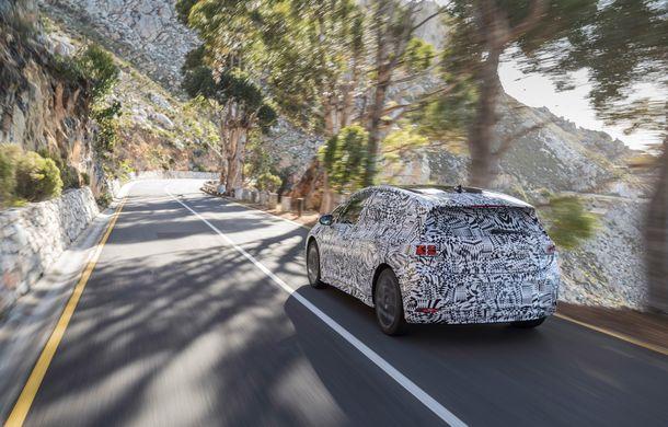 Primele imagini cu versiunea de serie a hatchback-ului Volkswagen ID: prezentarea modelului electric este programată în 2019 - Poza 7
