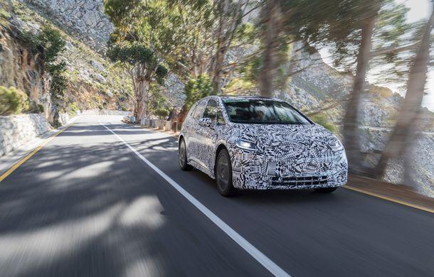 Primele imagini cu versiunea de serie a hatchback-ului Volkswagen ID: prezentarea modelului electric este programată în 2019 - Poza 3