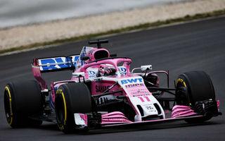 Racing Point, fosta Force India, își prezintă noua identitate și monopostul pentru 2019 în 13 februarie: evenimentul va avea loc în Canada