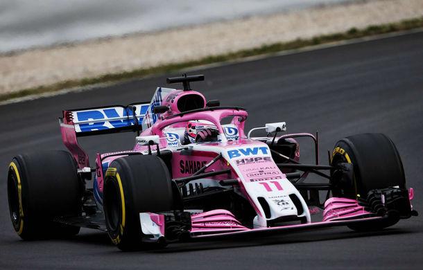 Racing Point, fosta Force India, își prezintă noua identitate și monopostul pentru 2019 în 13 februarie: evenimentul va avea loc în Canada - Poza 1