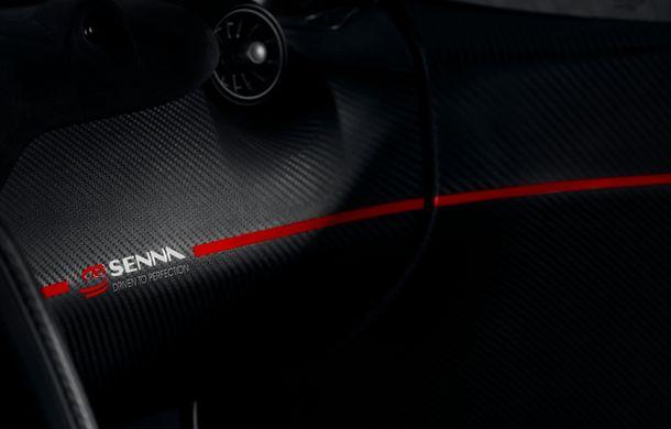 McLaren a prezentat un P1 GTR inspirat de monopostul lui Ayrton Senna din 1988: versiunea unicat primește modificări de design consistente - Poza 8