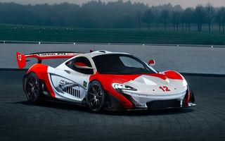 McLaren a prezentat un P1 GTR inspirat de monopostul lui Ayrton Senna din 1988: versiunea unicat primește modificări de design consistente