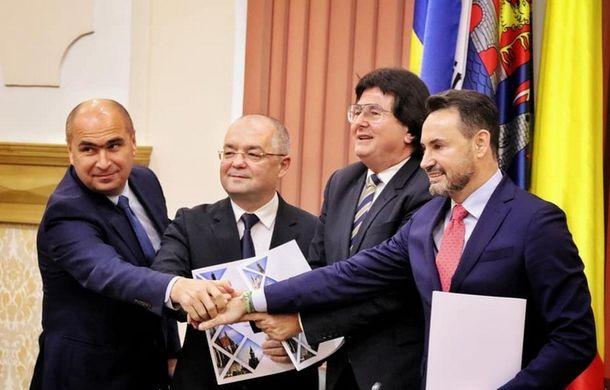 Alianța Vestului: Timișoara a votat valabilitatea abonamentelor de parcare în oraș pentru șoferii din Arad, Cluj și Oradea - Poza 1