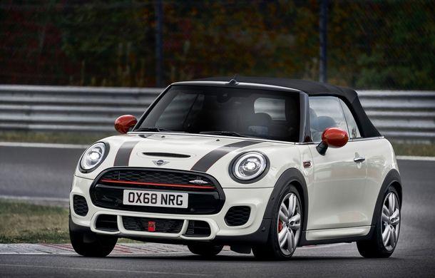 Mini John Cooper Works facelift revine în oferta producătorului britanic: motor pe benzină de 2.0 litri de 231 CP cu filtru de particule - Poza 21