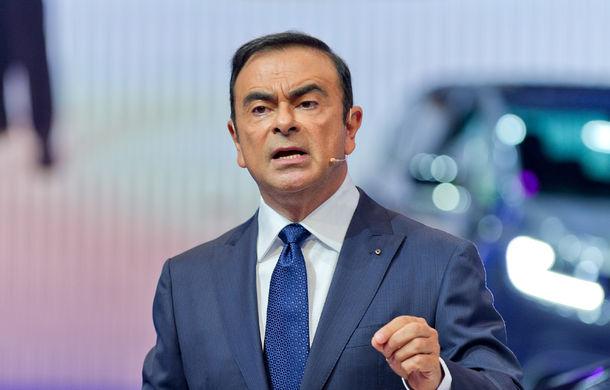 Eliberarea lui Carlos Ghosn, refuzată de procurori: fostul președinte Nissan, acuzat că a transferat pierderi personale de 16 milioane dolari către constructor - Poza 1