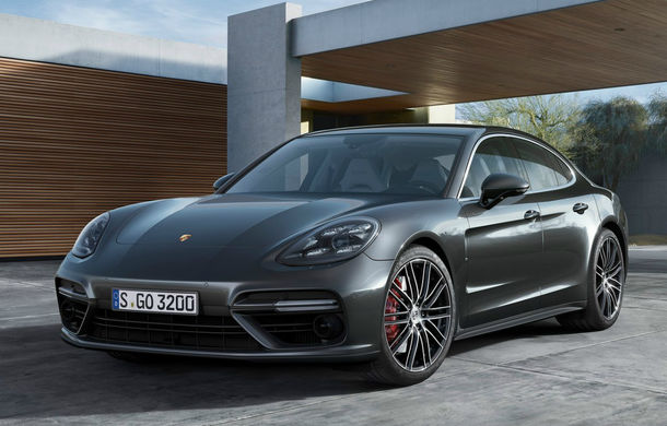 Porsche anunță un recall pentru Panamera: aproximativ 75.000 de unități au nevoie de un software nou pentru sistemul de direcție - Poza 1