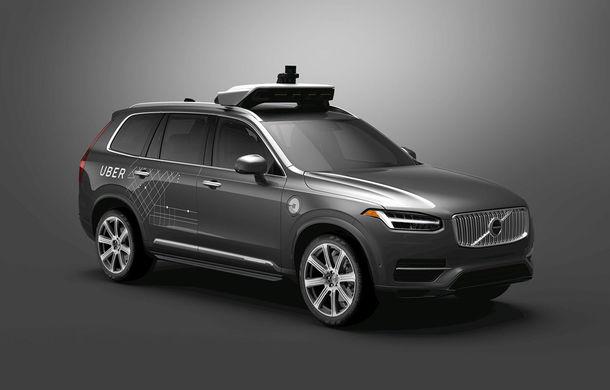 Uber a reluat testele cu mașini autonome: măsuri sporite de siguranță și viteze reduse drastic - Poza 1