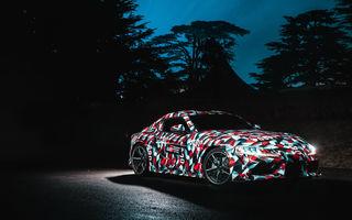 Toyota nu exclude lansarea unui Supra cu plafon retractabil: