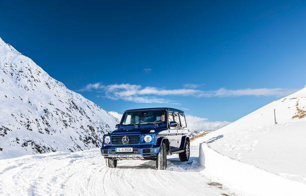 Mercedes-Benz Clasa G primește o motorizare diesel: propulsor de 3.0 litri cu șase cilindri în linie de 286 CP - Poza 2
