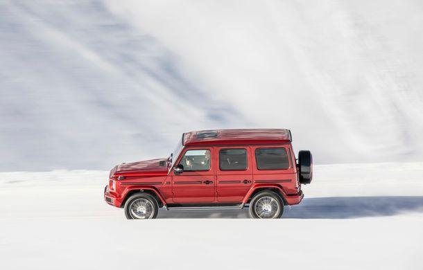 Mercedes-Benz Clasa G primește o motorizare diesel: propulsor de 3.0 litri cu șase cilindri în linie de 286 CP - Poza 23