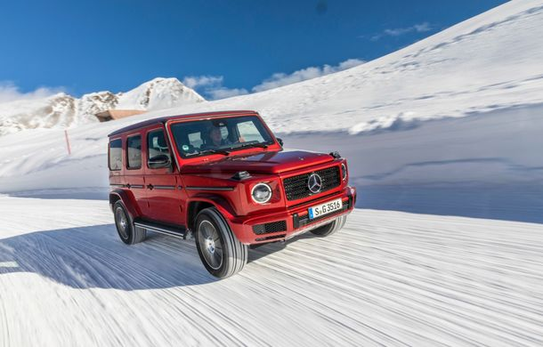 Mercedes-Benz Clasa G primește o motorizare diesel: propulsor de 3.0 litri cu șase cilindri în linie de 286 CP - Poza 24