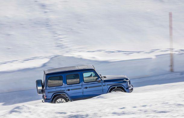 Mercedes-Benz Clasa G primește o motorizare diesel: propulsor de 3.0 litri cu șase cilindri în linie de 286 CP - Poza 9