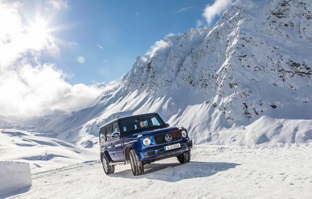 Mercedes-Benz Clasa G primește o motorizare diesel: propulsor de 3.0 litri cu șase cilindri în linie de 286 CP - Poza 8