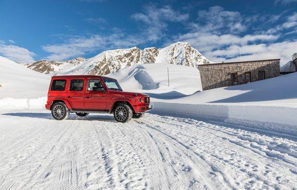 Mercedes-Benz Clasa G primește o motorizare diesel: propulsor de 3.0 litri cu șase cilindri în linie de 286 CP - Poza 29