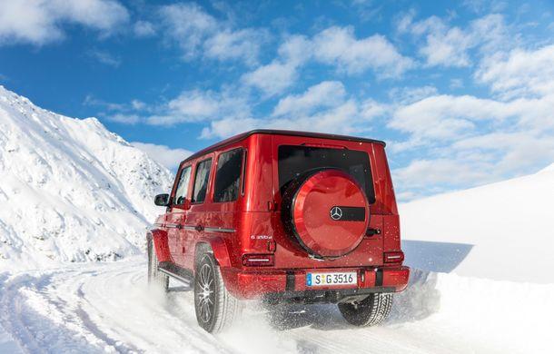 Mercedes-Benz Clasa G primește o motorizare diesel: propulsor de 3.0 litri cu șase cilindri în linie de 286 CP - Poza 26